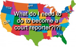 What are my court reporting requirements??
