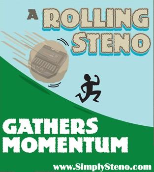 Steno was a rolling stone.